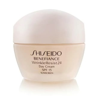 Shiseido Benefiance Wrinkle Resist24 Day Cream SPF 15