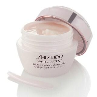 Shiseido White Lucent Brightening Moisturizing Gel