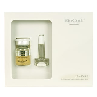 BioCode Platinum Golden Essence 5ml Anti-Oxidation Treatment