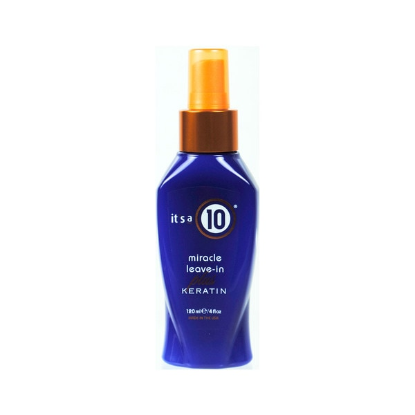 It's a 10 Miracle 4-ounce Leave-in Plus Keratin