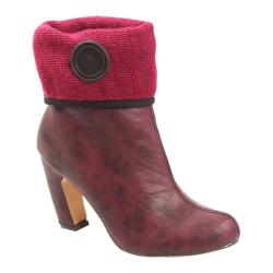 Women's Reneeze Alta-02 Burgundy