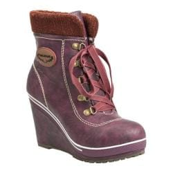 Women's Reneeze Angel-01 Burgundy