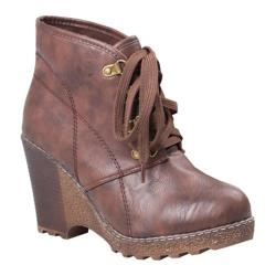 Women's Reneeze Angel-02 Brown