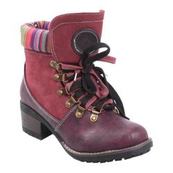 Women's Reneeze Annie-01 Burgundy