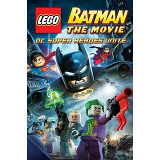 LEGO: The Batman Movie (Blu-ray Disc)