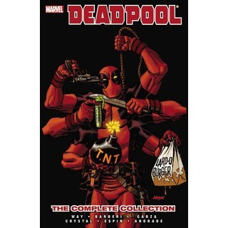 Deadpool 4: The Complete Collection (Paperback)