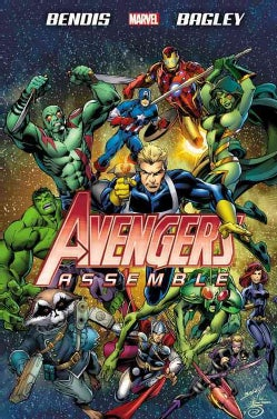 Avengers Assemble by Brian Michael Bendis (Paperback)