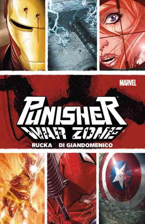 Punisher: Enter the War Zone (Paperback)
