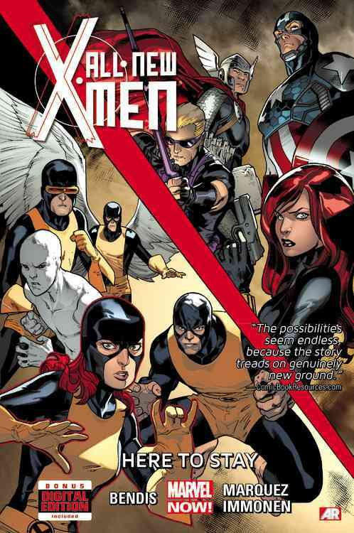 All-New X-Men 2: Here to Stay (Marvel Now) (Hardcover)