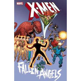 X-Men: Fallen Angels (Paperback)