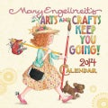 Mary Engelbreit's Arts and Crafts Keep You Going! 2014 Calendar (Calendar)