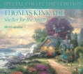 Thomas Kinkade Shelter for the Spirit 2014 Calendar (Calendar)