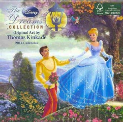 Thomas Kinkade: the Disney Dreams Collection 2014 Calendar (Calendar)
