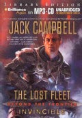 Invincible: The Lost Fleet: Beyond the Frontier: Library Edition (CD-Audio)