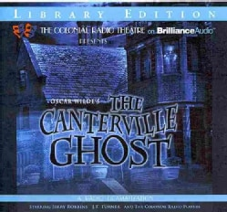 Oscar Wilde's The Canterville Ghost: Library Edition (CD-Audio)