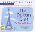 The Dukan Diet (CD-Audio)