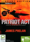 Patriot Act: Library Edition (CD-Audio)