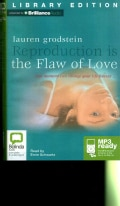 Reproduction Is the Flaw of Love: Library Edition (CD-Audio)