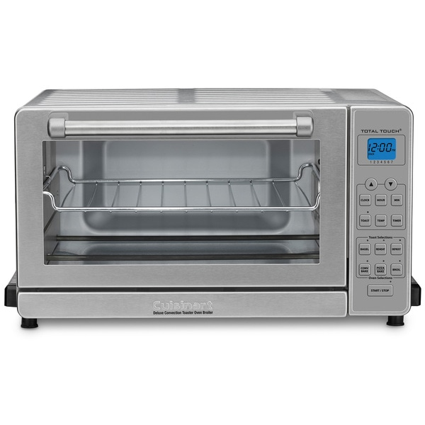Cuisinart TOB-130 Deluxe Convection Toaster Oven Broiler