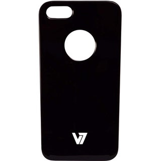 V7 High Gloss Case for iPhone 5/5S - Black