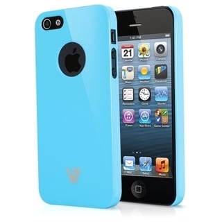 V7 High Gloss Case for iPhone 5/5S - Blue
