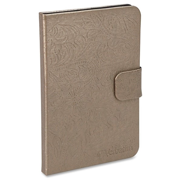 Verbatim Folio Case for Kindle Fire - Bronze