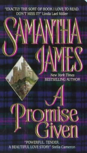 A Promise Given (Paperback)
