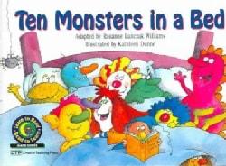 Ten Monsters in Bed (Paperback)