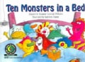 Ten Monsters in Bed (Paperback)