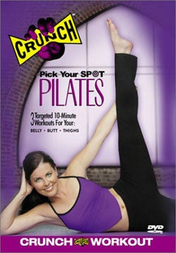 Crunch: Pick Your Spot Pilates (DVD)