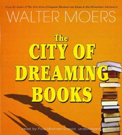 The City of Dreaming Books (CD-Audio)