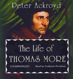 The Life of Thomas More (CD-Audio)