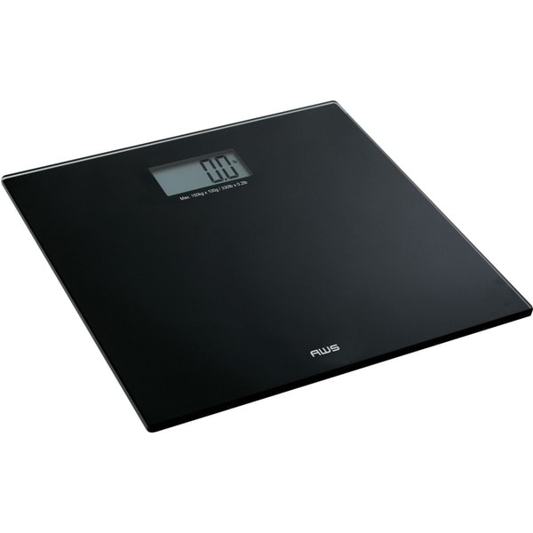 American Weigh Scales Black Digital Scale