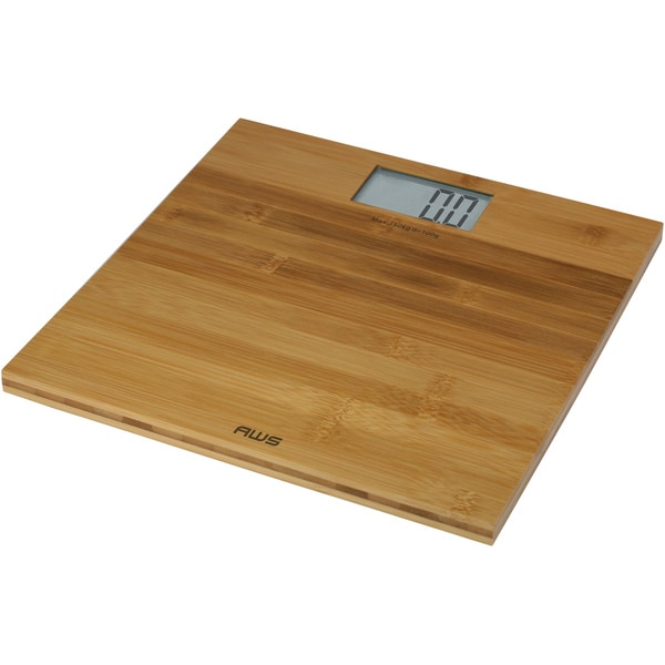 American Weigh Scales Glass Scale