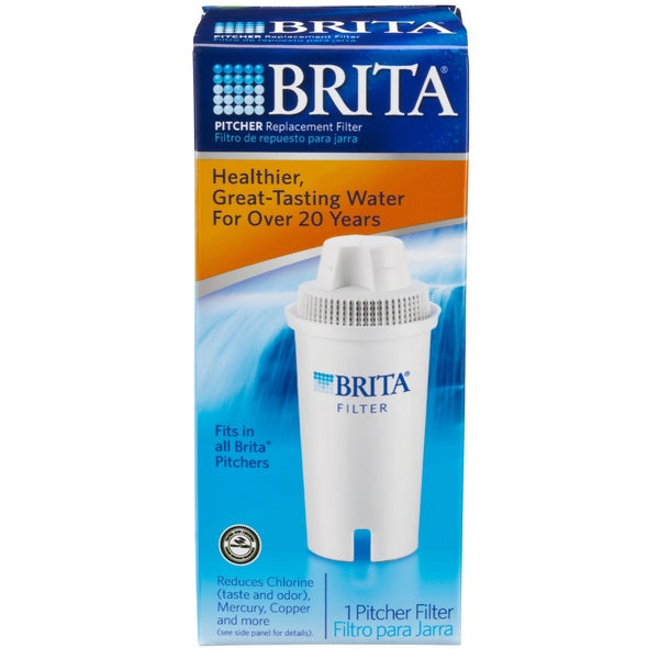 Brita 35512-35501 Single Filter