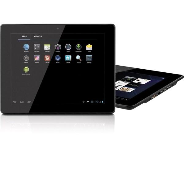 "Coby Kyros MID9740 8 GB Tablet - 9.7"" - Wireless LAN - Allwinner Cort"