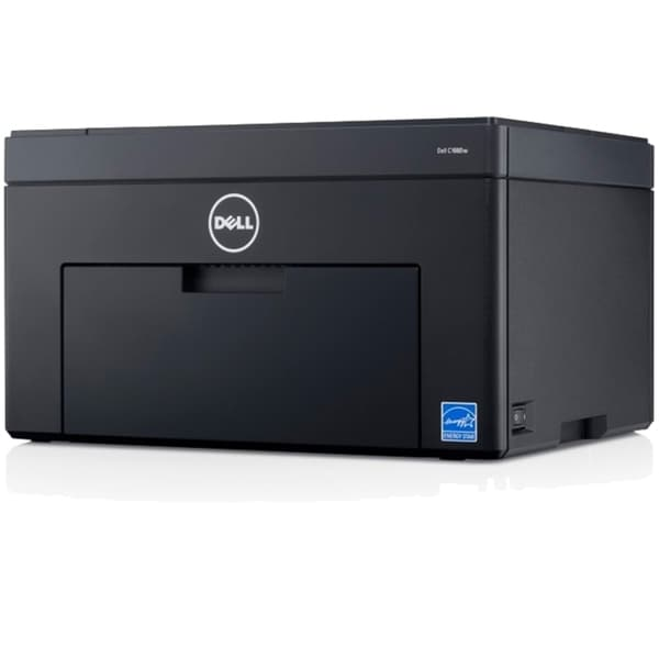 Dell C1660W LED Printer - Color - 600 x 600 dpi Print - Plain Paper P