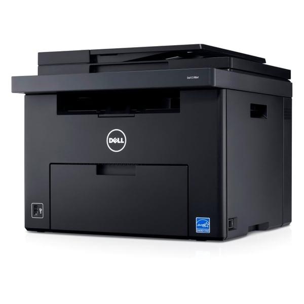Dell C1760NW LED Printer - Color - 600 x 600 dpi Print - Plain Paper