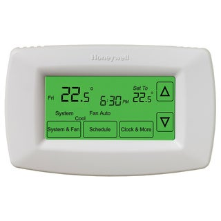 Programmable 7-day Touch Screen Thermostat