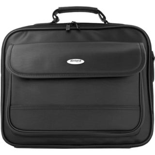 "Inland 15.6"" Laptop Notebook Briefcase - Black"