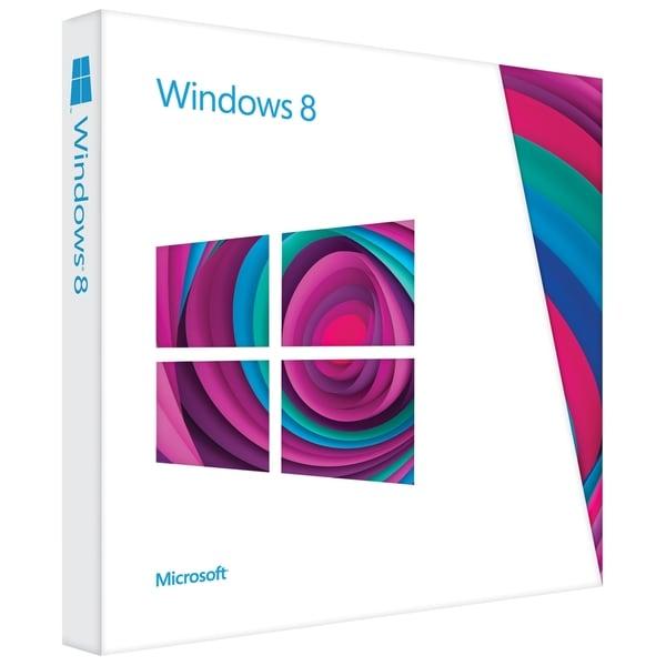 Microsoft Windows 8 64-bit