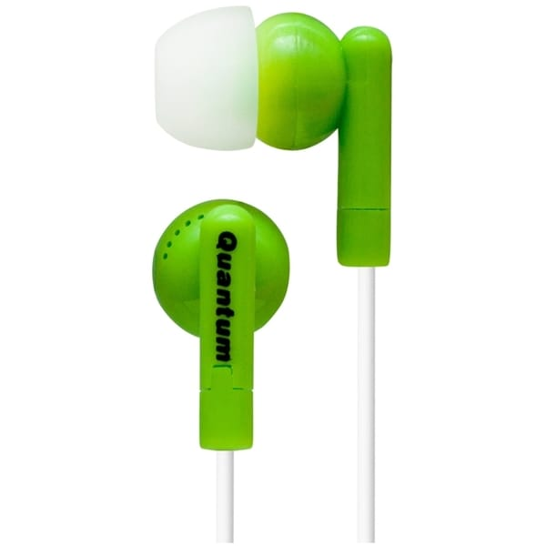 QFX Noise Isolating Earbuds