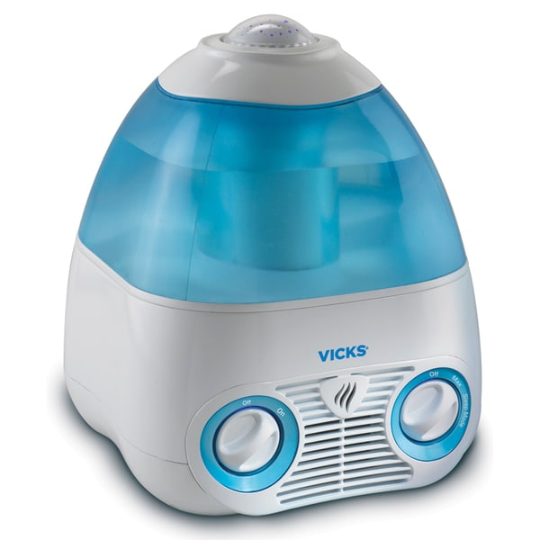 Vicks V3700 Starry Night Cool Mist Humidifier 10589436