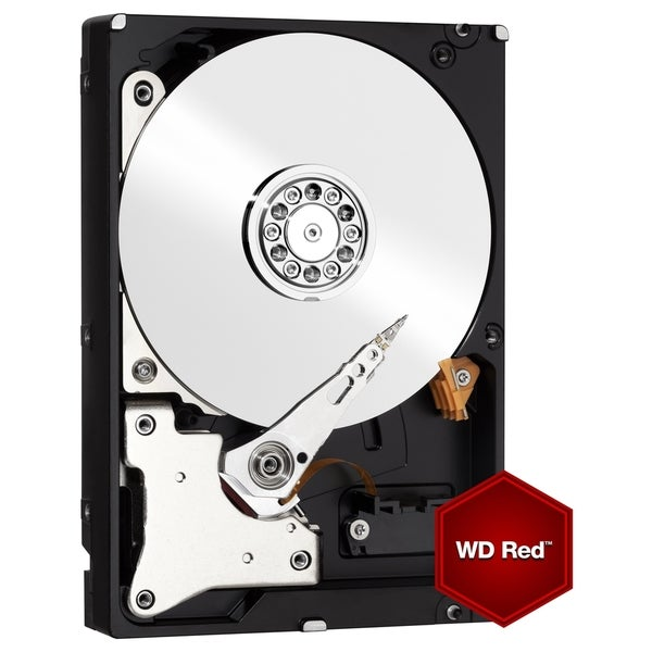 """WD Red WD20EFRX 2 TB 3.5"""" Internal Hard Drive"""