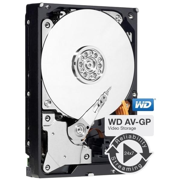 "WD AV-GP WD20EURS 2 TB 3.5"" Internal Hard Drive"