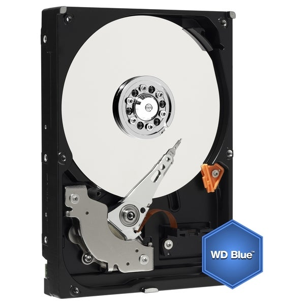 WD Blue 320 GB 3.5-inch SATA 6 Gb/s 7200 RPM PC Hard Drive