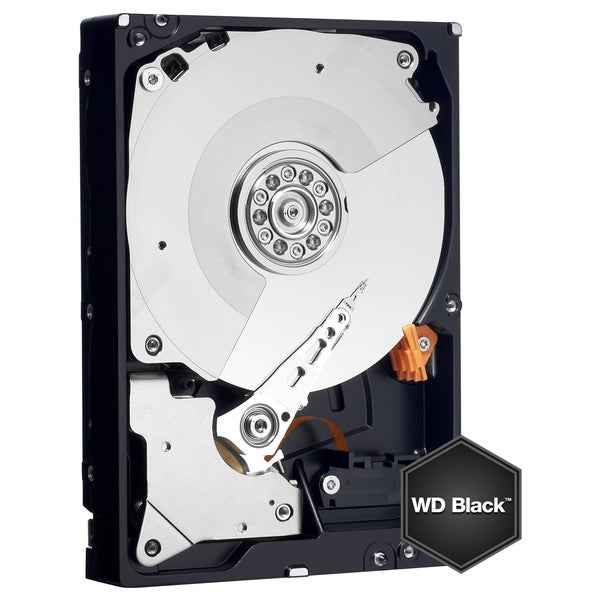 "WD Black WD4001FAEX 4 TB 3.5"" Internal Hard Drive"