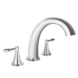 Fontaine Montbeliard Chrome Roman Tub Faucet