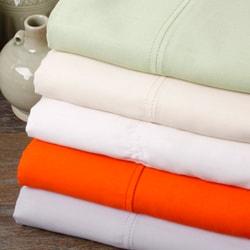 Brielle 100-percent Bamboo Rayon Twill 250 Thread Count Body Pillowcase