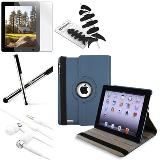 BasAcc Case/ Screen Protector/ Stylus/ Headset/ Wrap for Apple iPad 2